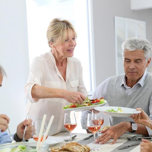 Préparer l'arrivée de vos home-sitters et le repas d'accueil